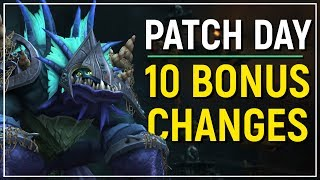 Patch 7.2.5's release has brought quite a few surprises! Many of these are not in the official patch notes, or were added after launch. Ongoing reddit compil...