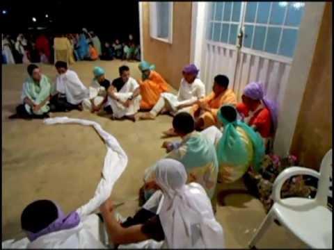 A Paixão de Cristo 2011 na Assemblleia de Deus de Alvorada do Gurgueia - PI