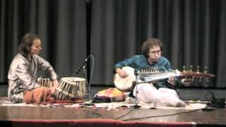 Kalyan Mukherjee - Sarod, Raga Durga Part 1