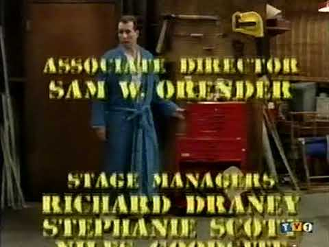 Married with Children - ORIGINAL end credits for Ironhead Haynes