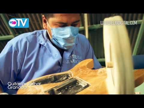 Orgullo de mi País: Guitarras Jarbor de Granada