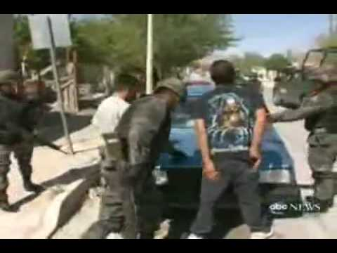 CITY JUAREZ DRUGS VIOLENCE AND MURDERS