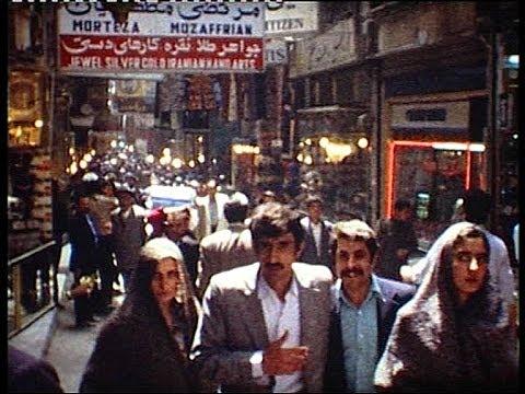Iran tijdens de Sjah van Perzië