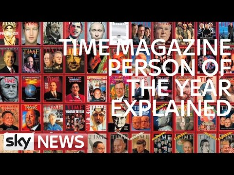 Who Else Has Been TIME's 'Person Of The Year'?