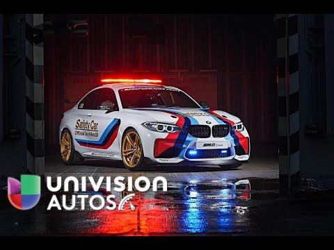 BMW M2 MotoGP Safety Car - Imágenes Oficiales