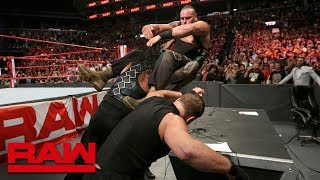 Nonton The Shield reunite to stop Braun Strowman from cashing in: Raw, Aug. 20, 2018 Film Subtitle Indonesia Streaming Movie Download