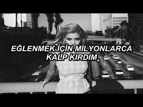 Marina and the Diamonds - Homewrecker (Türkçe Çeviri)