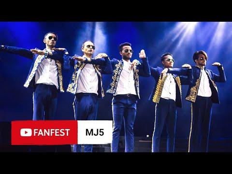 MJ5 @ YouTube FanFest Mumbai 2019