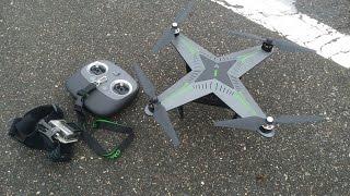 Квадрокоптер XIRO XPLORER Купить можно тут: http://bit.ly/1JTvUbU Купон на скидку 50$ : RcBuyer Версия с камерой и...