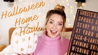 Video Autumn & Halloween Home Haul | Zoella MP3, 3GP, MP4, WEBM, AVI, FLV Desember 2018