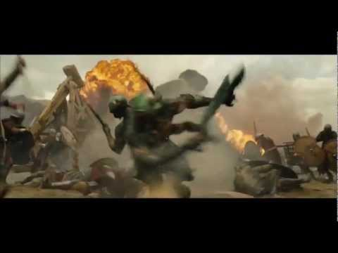 Wrath of the Titans 2012 - Official Trailer [HD]