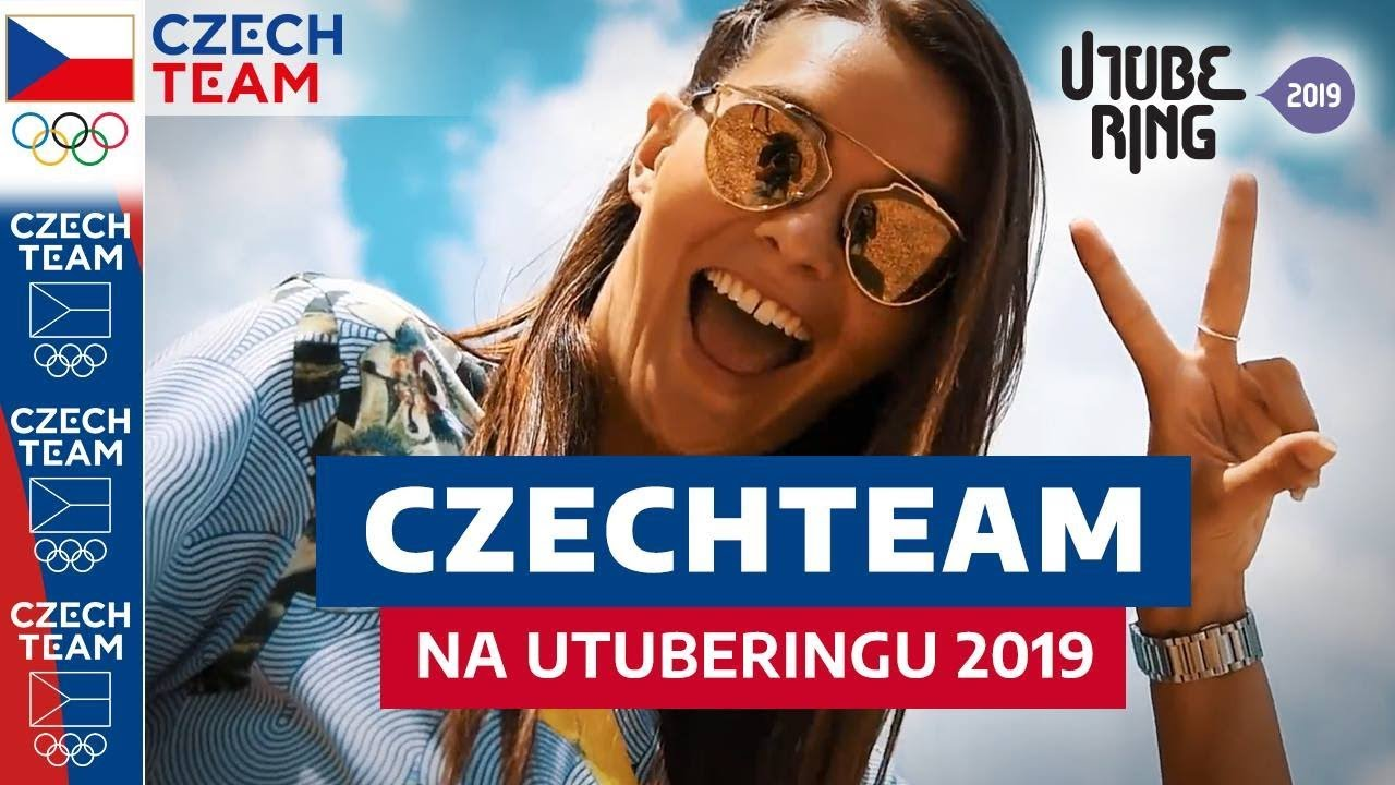 CZECH TEAM STAGE na Utuberingu 2019!