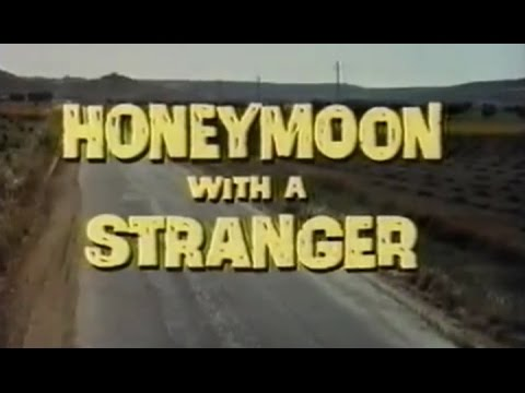 Honeymoon With A Stranger 1969  Rare Tv Horror