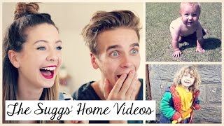Video The Suggs' Home Videos | Zoella MP3, 3GP, MP4, WEBM, AVI, FLV Juli 2018