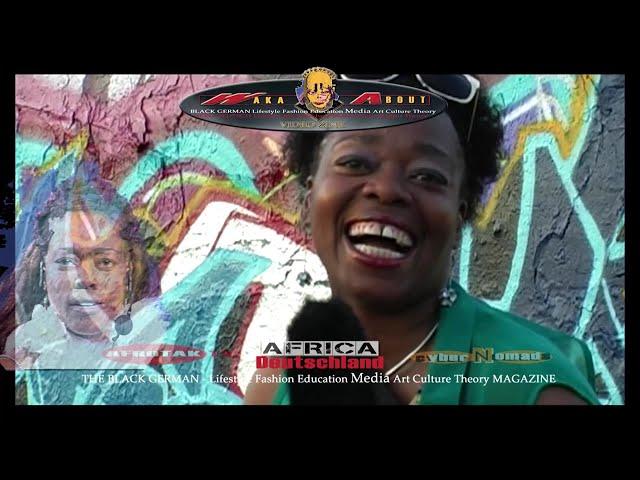 Video - METAMORPHOSIS – Schwarze Deutsche Abenteuer im Neo-Kolonialen Berlin – Drogen im Park – Afrika in Deutschen Medien