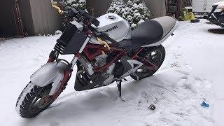 6. Kawasaki Ninja 650r Street Fighter / Good Starter Bike?