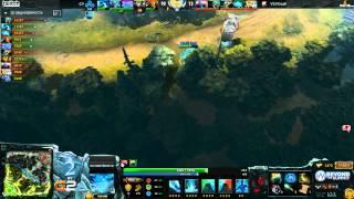 Cloud9 vs VP.Polar, game 2