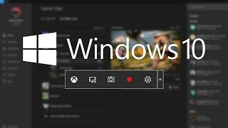 WINDOWS 10 Screen Recorder  How To Record Using Windows10 Game DvrIn this Windows 10 Tutorial I will be showing you how to record your desktop and games using the new Game Dvr by microsoft. We will take a look at what settings Windows 10 Game Dvr has to offer.NEW ComputerSluggish Plus Channel: https://www.youtube.com/channel/UCDGkYY98rV-0ZgOAkBpZFxADonate Now! https://paypal.me/computersluggish (All Donations Are A Big Help At Making My Channel Grow.)#Windows10#Windows10Tutorial#GameDVR
