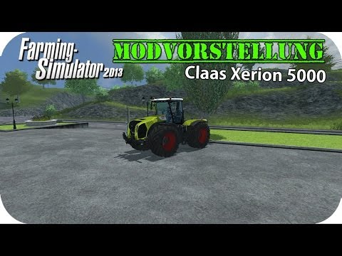 Claas Xerion 5000 VC v3.0