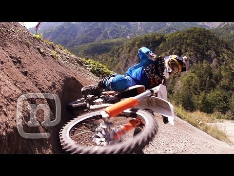 Ronnie Renner Charges On New KTM Electric Motorcycle In Austria: Upside Down & Inside Out Ep. 7