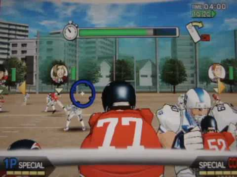 Eyeshield 21 - Nintendo Wii(Jap)