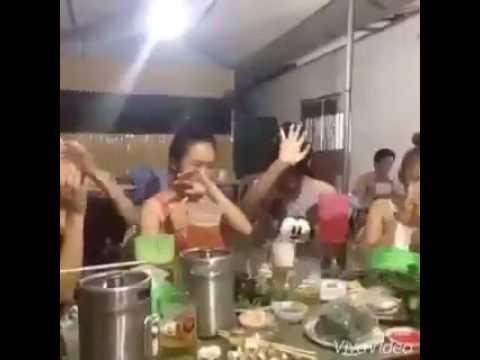 Liên khúc ăn nhậu lầy lội của chị em phụ nữ 2016 HD