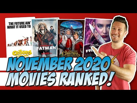 All 7 November 2020 New Movies I Saw Ranked!