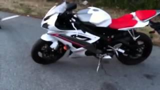 10. 2009 Yamaha YZF R6