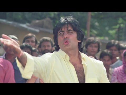 Lo Main Ban Gaya Thanedar - Amitabh Bachchan, Inquilaab Song
