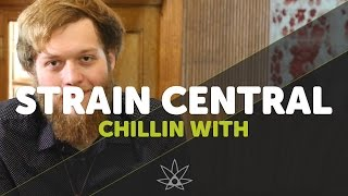 Chillin with StrainCentral  //  420 Science Club by 420 Science Club