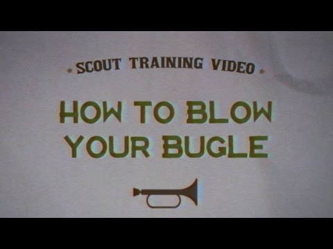 Scout's Guide to the Zombie Apocalypse (Viral Video 'Bugle')