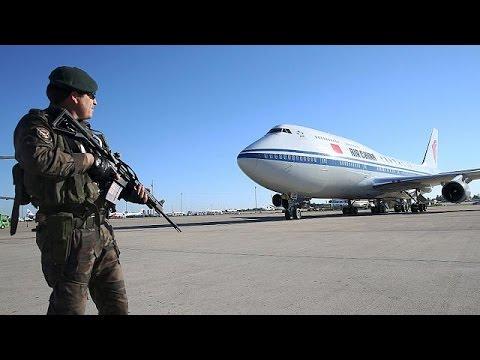 G20: Δρακόντεια μέτρα ασφαλείας στην Αττάλεια της Τουρκίας