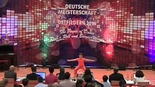 Vivien Seibel & Max Dudos - Deutsche Meisterschaft 2014