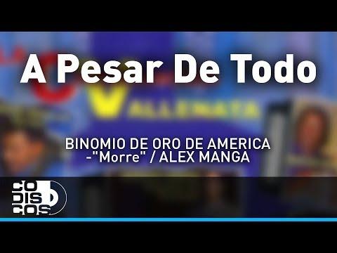 A Pesar De Todo, Binomio De Oro Y Alex Manga - Audio