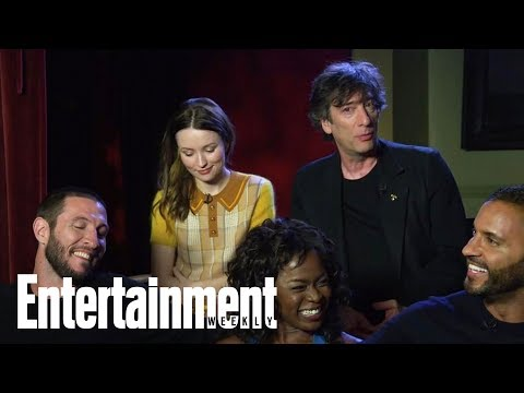 'American Gods': Emily Browning, Ian McShane And More Discuss