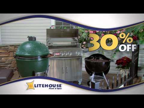 Litehouse Pools and Spas - GRILLGENIE14