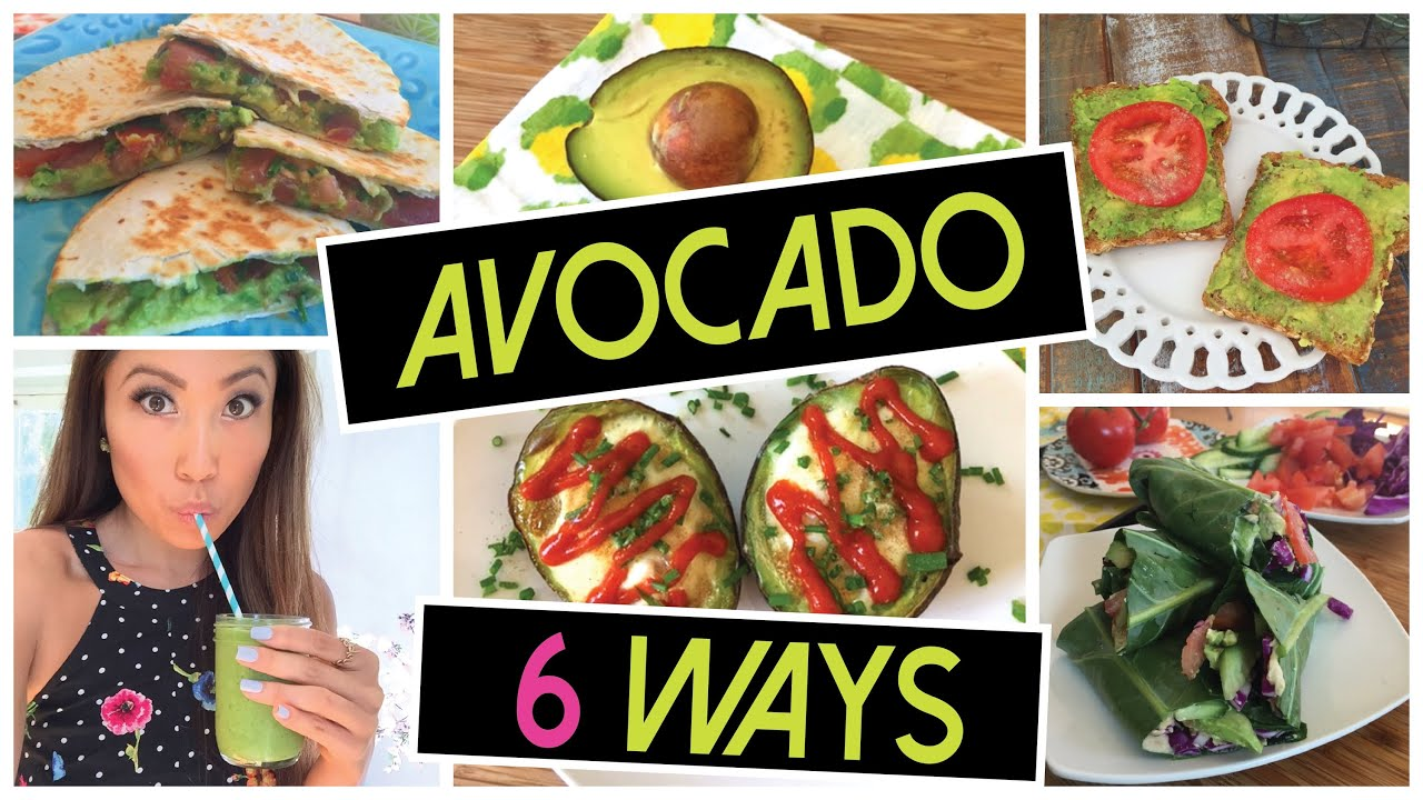 Avocados for your health