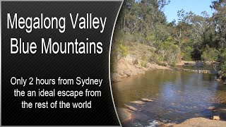Megalong Australia  City new picture : Megalong Valley, Blue Mountains, New South Wales