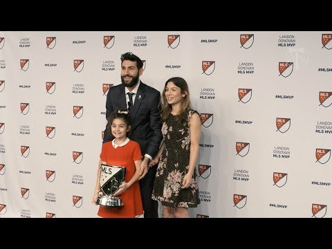 Video: A behind-the-scenes look at Diego Valeri's MLS MVP event