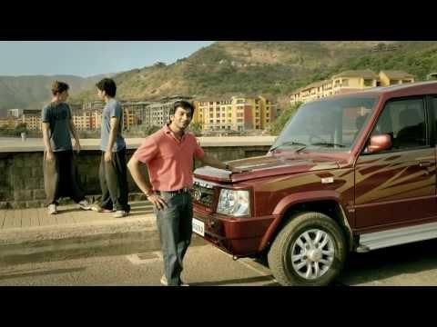 New Tata Sumo Gold - Product AV