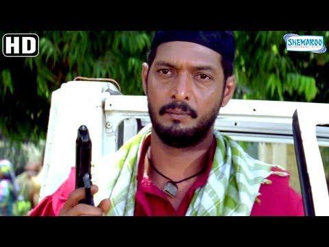Ghulam-E-Mustafa Action Scenes [1997](HD) - Nana Patekar - Raveena Tandon - Bollywood Action Scenes