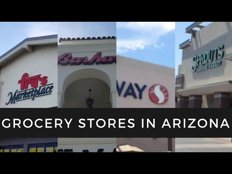 GROCERY STORES IN ARIZONA