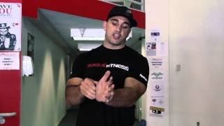 Using Strength Wraps with Jason Khalipa
