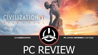 Video Civilization VI: Rise and Fall - Logic Review MP3, 3GP, MP4, WEBM, AVI, FLV Maret 2018