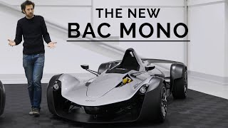 NEW 2021 BAC Mono: In-Depth First Look | Carfection 4K by Carfection