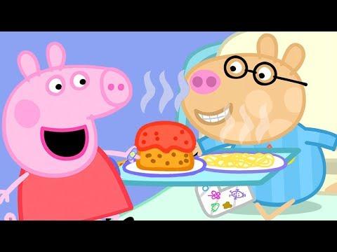 Peppa Pig English Episodes  Peppa Pig Visits Pedro  Peppa Pig Official