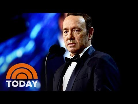 Kevin Spacey Apologizes After Sexual Assault Allegation By Actor Anthony Rapp | TODAY