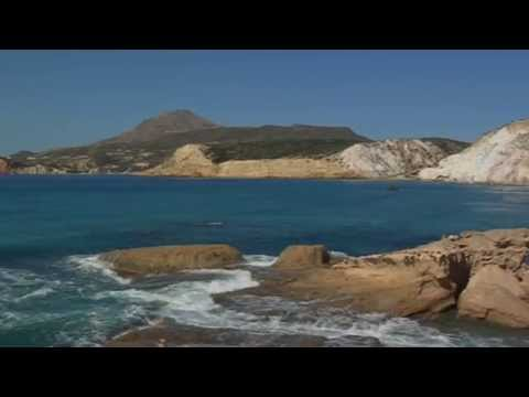 Milos - I picked up this video at the World Travel Market a couple of years ago, found it wasn't online so decided to upload it. Milos is just North of Crete.