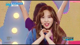 Video 【TVPP】 TWICE -  HEART SHAKER, 트와이스- 하트세이커 @show Music Core MP3, 3GP, MP4, WEBM, AVI, FLV Maret 2018