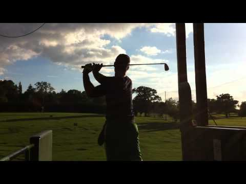 My golf progress Vid 2
